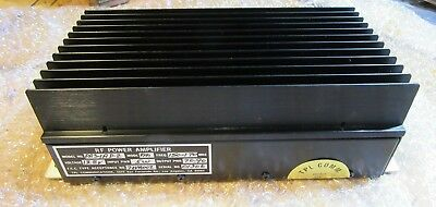 TPL VHF HIGH BAND RF Power Amplifier  PA3-1AD-2  150Mhz-170MHz 70-90watt NOS