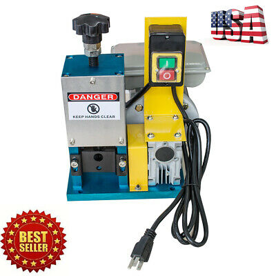110V 1.5-2.5MM Portable Powered Electric Wire Stripper Motorized Copper Machine