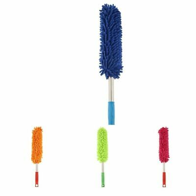4Pcs Duster Household Dusting Brush Microfiber Dust Shan Head Replacement Latest