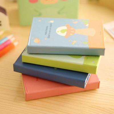 Random Delivery Novelty Hard Cover Notebook  Book Dual Note With Ballpoint Pen
