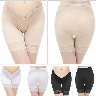 Cotton Pregnant Women Underwear U-Shaped Low Waist Maternity Pregnancy Briefs
