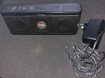 TDK Life on Record TREK Max A34 - speaker - for portable use - wireless