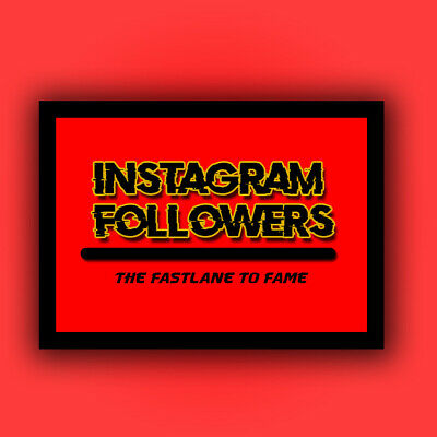 20% Off!  | Instagram Follow | Hearts | Safe & Fast Delivery | Cheapest on eBay