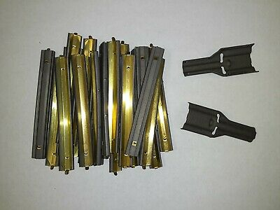 25 Count USGI 5.56 .223 Stripper Clips With 2 Speed Loaders Military Surplus