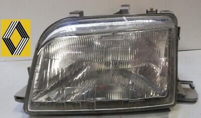 RENAULT CLIO PHASE1 optique projecteur phare AVG GAUCHE LEFT CARELLO 865