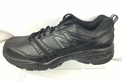 reputable site fb9e9 29833 New Balance 409 MX409BK2 Black Cross Training Sneakers Mens Size 13 4E-XWide