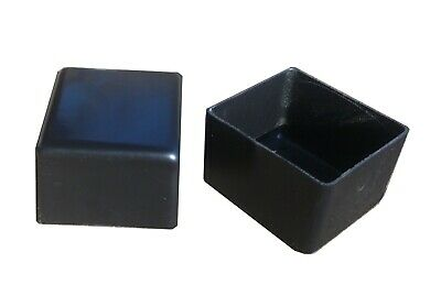 5 x Black ABS Electrical Potting Boxes.