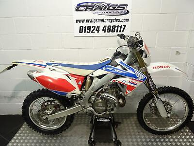 Honda Crf 450 X 2016 Road Registered Enduro Bike At Craigs