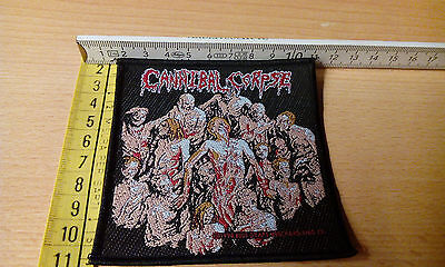 Cannibal Corpse The Bleeding Rare 1994 Patch - Death -Slayer