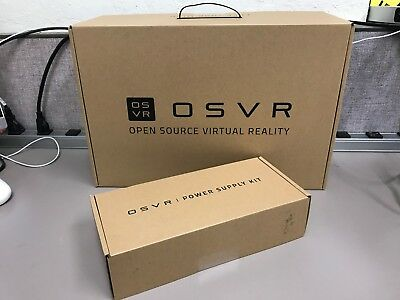 *new* Osvr Open Source Virtual Reality Vr Headset Hacker Development Kit