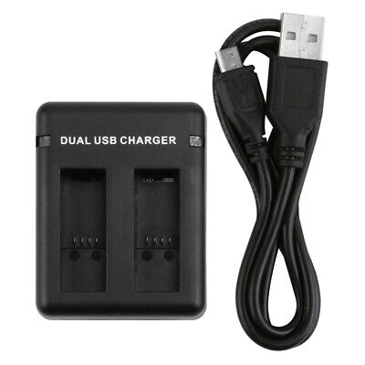 GoPro Hero 5 6 7 Dual USB Battery Charger