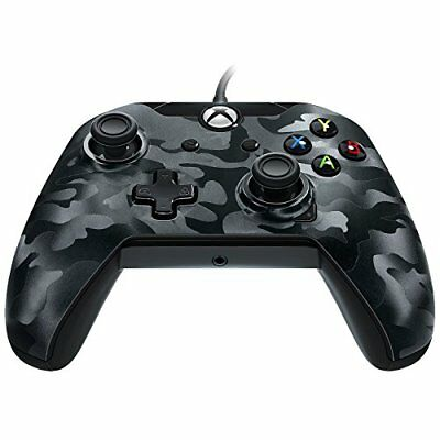 Wired Controller - Black Camo (Xbox One) (New) - (Free Postage)