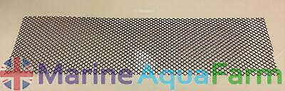 Aquarium Filter Mesh, Weir Comb, Marine Sump Guard, Fish Tank Seperator