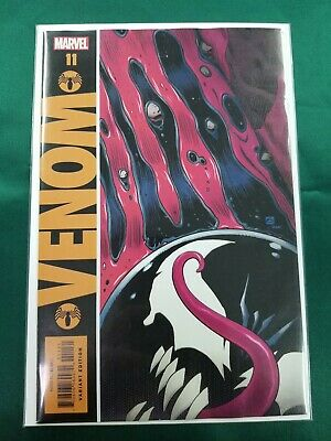 Venom 11 2019 Dave Gibbons Variant Nm Watchmen Homage Venom Brother Revealed