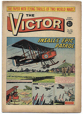 The Victor 124 (July 6 1963) very high grade