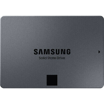 "Samsung 1TB 860 QVO SATA III 2.5"" Internal SSD w/ 550 MB/s Sequential Read Speed"
