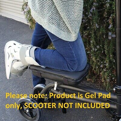 ULTRAGEL® Knee Walker/Scooter Gel Knee PAD