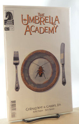Umbrella Academy Hotel Oblivion #1 & #2 1St Prints Dark Horse Comics 2018