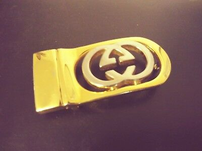Vintage Authentic Gucci Belt Buckle #1