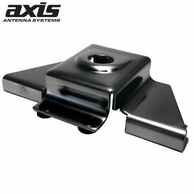 AXIS AM203 Stainless Steel Mobile UHF CB Antenna Boot Mount Bracket