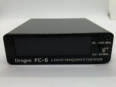 Dragon FC-6 Digital Frequency Counter