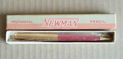 Vintage Mint Boxed Newman The Tatsuma MFG Co Mechanical Pencil