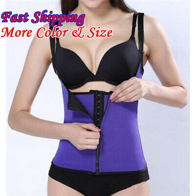 fba79349343 Fajas Colombianas Zip Latex Rubber Waist Trainer Weight Loss Cincher Slim  Corset