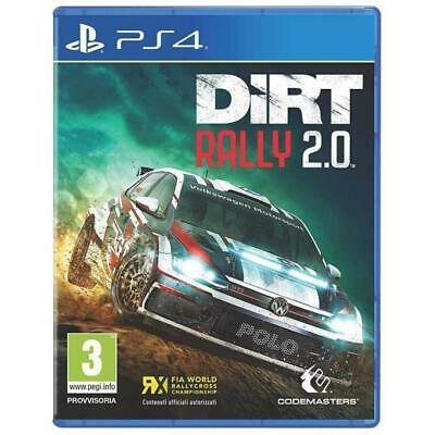 DiRT Rally 2.0 PS4 PlayStation 4