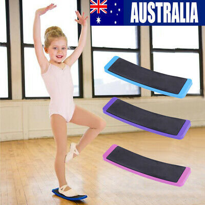 Yoga Ballet Turn Spin Board Dance Turning Balance Pad Turnboard Training Tool