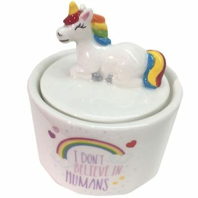 Unicorn Trinket Box NEW