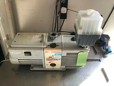 Edwards RV12 Rotary Vane Pump With Filter (PR)