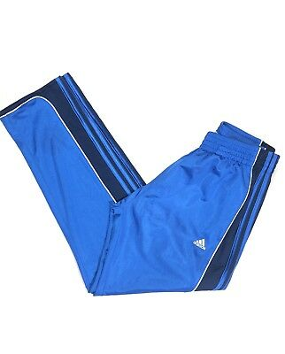 Adidas Mens Athletic stripe Track Pants Pick Your Size /& Color #277