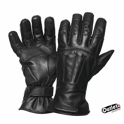 Guantes Tucano Urbano Softy Touch Piel 100 % 9926M Imperme