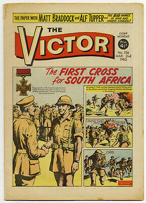 The Victor 106 (March 2, 1963) high grade copy