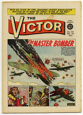 The Victor 103 (February 9 1963) very high grade