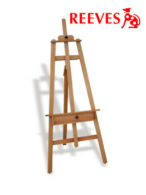 Reeves The Wiltshire Easel - Height 159CM - XXL - Tripod Studio Art Paint Field