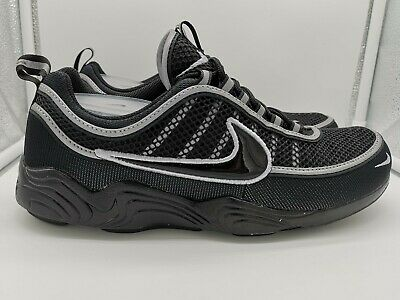 newest db6b2 714e8 Nike Air Zoom Spiridon  16 UK 7.5 Black Wolf Grey 926955-008
