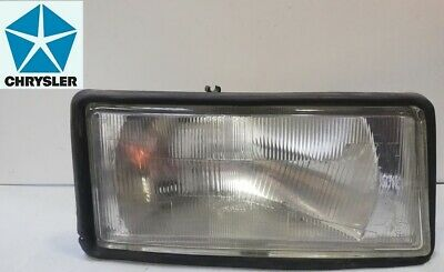 CHRYSLER SARATOGA projecteur optique phare droite AVD right passager WAGNER