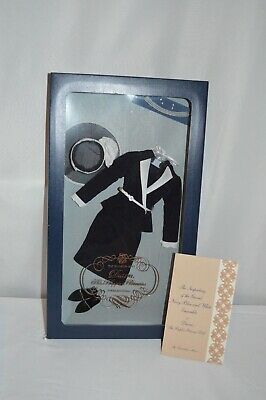 Franklin Mint Princess Diana Inspecting of the Guard Outfit NIB with COA