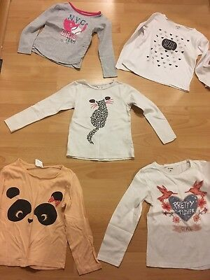563906343097c TEE SHIRT FILLE Enfant C   A 8 Ans Vetements Chats En Reliefs - EUR ...