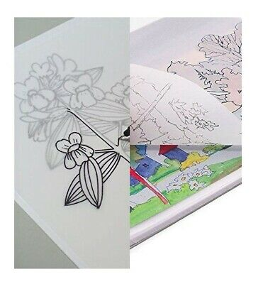 A4 Tracing Paper Translucent Sheets 65gsm Caligraphy Art Drawing Copying Sheets