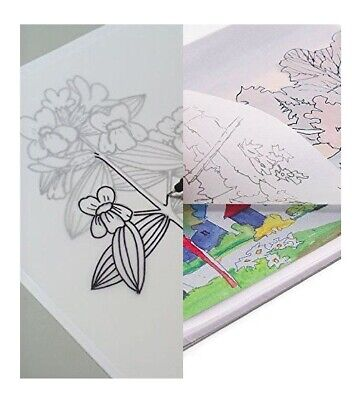 A4 Tracing Paper Translucent Sheets 50gsm Caligraphy Art Drawing Copying Sheets
