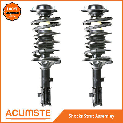 Front Left Complete Struts Assembly w//coil springs Fits 2000-2005 Hyundai Accent