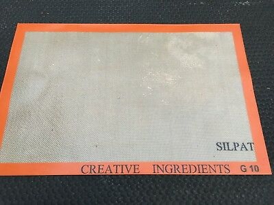 Silpat Non-Stick Heat Resistant Silicone Baking Mat Liner Sheet 580mm x 390mm