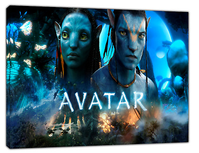 James Cameron Top Movie Wall Art Large Poster Avatar Canvas Picture Prints