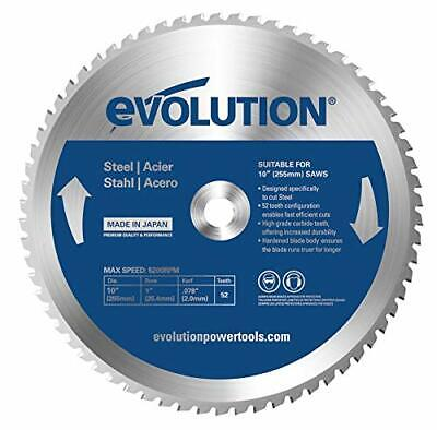 Evolution Power Tools – acero evoblade255 acero dulce (255 mm acero)