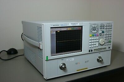Keysight Agilent E8362B PNA Network Analyzer, 10Mhz-20Ghz, Calibrated, Warranty