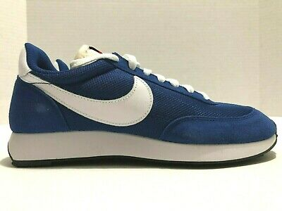 huge selection of 803a7 0e40b NIKE MENS SIZE 7.5 Womens 9 Air Tailwind 79 Indigo Force White Shoes 487754  405