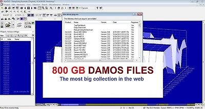 746GB WinOLS DAMOS pack 406.040 files / ECU Chip tuning + GUIDE
