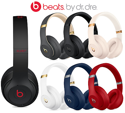 The New Beats by Dre Studio3 Wireless Over-Ear Headphones - In Box - Express